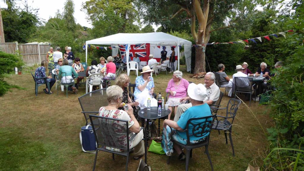 St Margarets - events